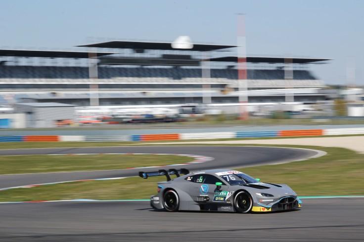 Germany: DTM Test LausitzringGermany: DTM Test Lausitzring